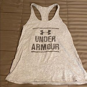 Under armour tank top